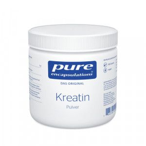 PURE ENCAPSULATIONS Kreatin Pulver